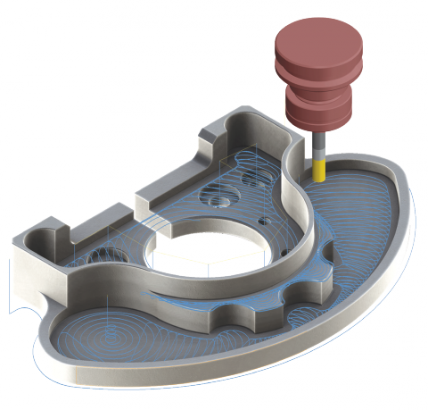 Mastercam-for-SOLIDWORKS-2D-Machining