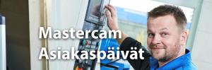 Mastercam asiakaspäivät 8.4.2019 Aalto-yliopistolla!